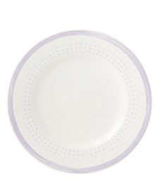 Charlotte Street Lilac East Accent Plate