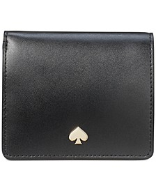 Nadine Leather BiFold Wallet