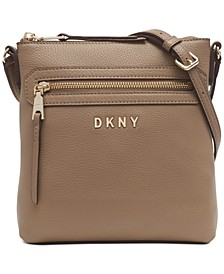 Tappen Leather Crossbody, Created for Macy's