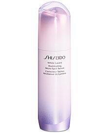 Shiseido White Lucent Illuminating Micro-Spot Serum, 1.6-oz.