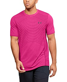 Men's Seamless Wave Short Sleeve