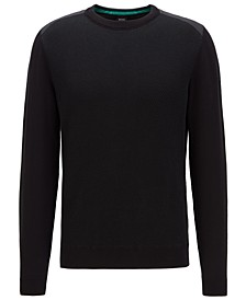 BOSS Men's Remast Regular-Fit Sweater