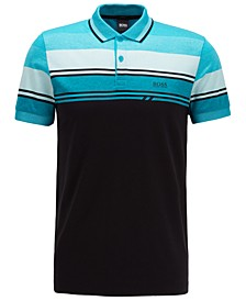 BOSS Men's Paule 5 Slim-Fit Polo Shirt