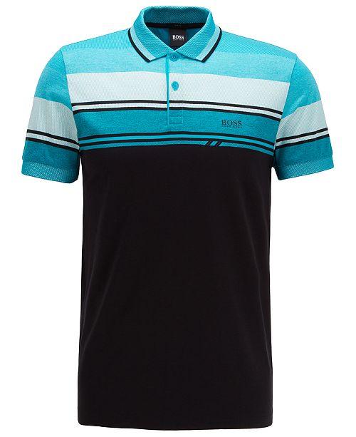 Hugo Boss BOSS Men's Paule 5 Slim-Fit Polo Shirt