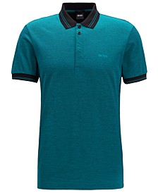 BOSS Men's Paule 2 Slim-Fit Polo Shirt