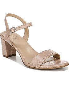 Naturalizer Bristol Ankle Strap Sandals