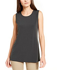 Scoop-Neck Sleeveless Top, Created for Macy's