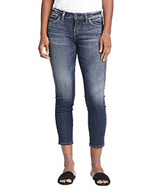 Banning Skinny Crop Jeans