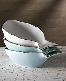 "Mediterraneo 10.5"" Fish Bowl - Set of 3"
