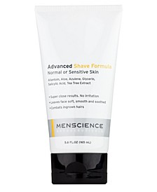 Advanced Shave Cream Gel Formula For Men 5.6 FL.OZ