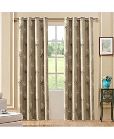 "Crawford Room Darkening Curtain, 84"" L x 52"" W"