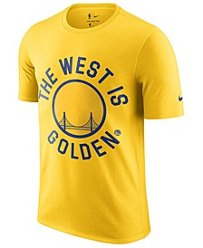 Men's Golden State Warriors Hardwood Classic Slogan T-Shirt