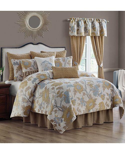 Rose Tree Jolene 4-Piece King Comforter Set