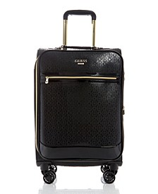 "Fashion Travel Barlow 20"" Softside Carry-On Spinner"