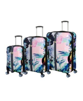 Ecstatic 3-Piece Hardside Expandable Luggage Set