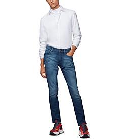 BOSS Men's Charleston Extra-Slim-Fit Jeans