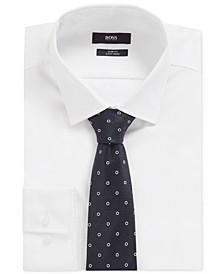 BOSS Men's Circle-Motif Tie