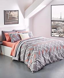 Lacoste Tamarin King Comforter Set
