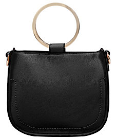 Melie Bianco Terry Small Crossbody Bag