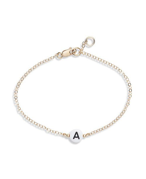 Ryan Porter Initial Bracelet