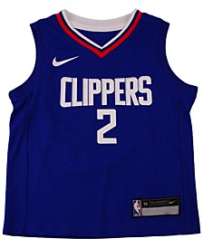 Toddlers Kawhi Leonard Los Angeles Clippers Icon Replica Jersey