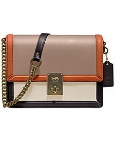 Colorblock Hutton Shoulder Bag