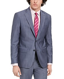 Men's Slim-Fit Stretch Suit Jackets