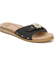 Women's Originalist Slide Flat Sandals