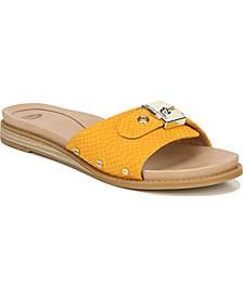 Women's Originalist Slide Flat Sandals