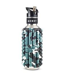 Grace 27Oz Foam Roller Water Bottle