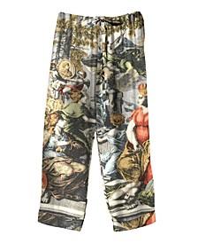 Roman Atlas Pajama Pants with Drawstring Closure