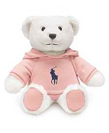 Receive a Complimentary Teddy Bear with any large spray or set purchase from the Romance Fragrance Collection