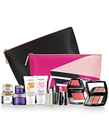 Choose Your FREE 7pc Gift with any $50 Lancôme Purchase
