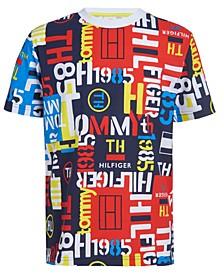 Big Boys Anton Logo T-Shirt