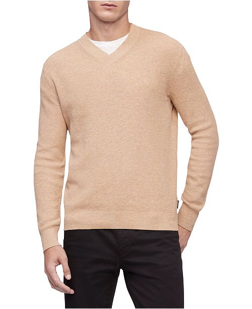 Calvin Klein Jeans Men's V-Neck Sweater
