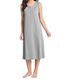 Jockey Sleeveless Long Cotton Sleeveless Nightgown