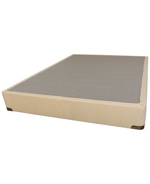 "Paramount Nature's Spa 9"" Standard Box Spring- Queen"