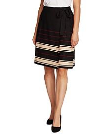 Side-Tie Skirt
