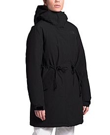 Women's Metroview Hooded Trench Coat