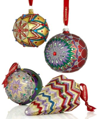 Waterford Christmas Ornament, 2013 Holiday Heirloom Collection ...