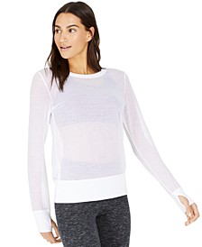 Mesh Top, Created For Macy's