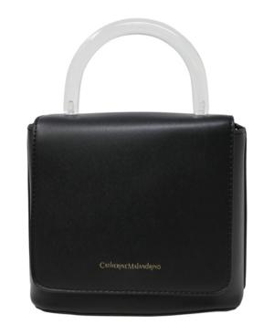 Catherine Malandrino Chaka Mini Satchel In Black