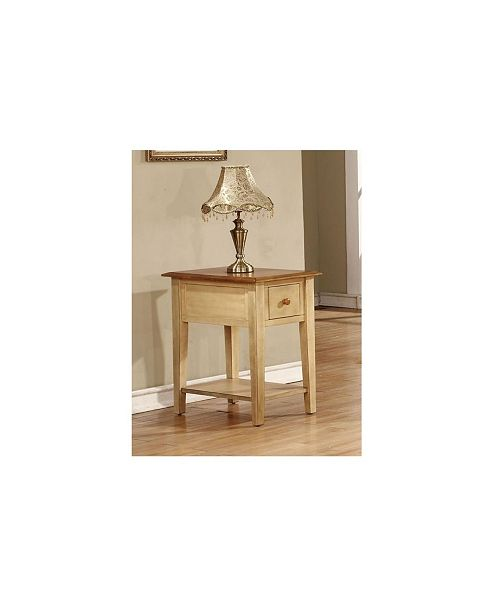 Chelsea Home Furniture Toby End Table
