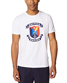 Men's Crest Graphic T-Shirt
