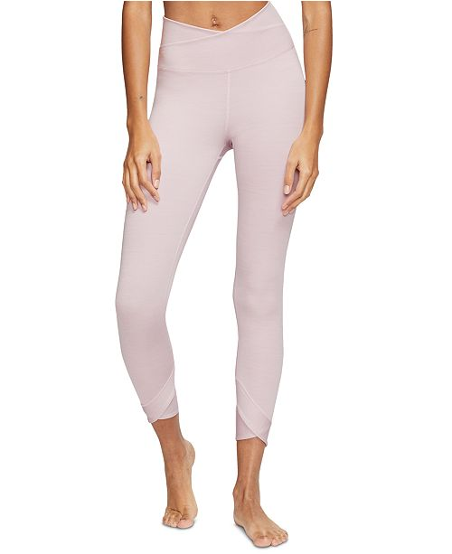 Nike Yoga Women's Wrap High-Waist Leggings