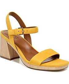 Rose Ankle Strap Sandals