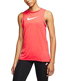 Women's Pro Dri-FIT Open-Back Tank Top