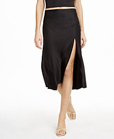 Slip Midi Skirt, Created for Macy's