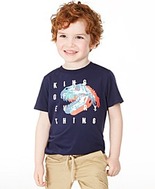 Toddler Boys King T-Shirt, Created for Macy's