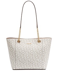 Hayden Large Signature Tote